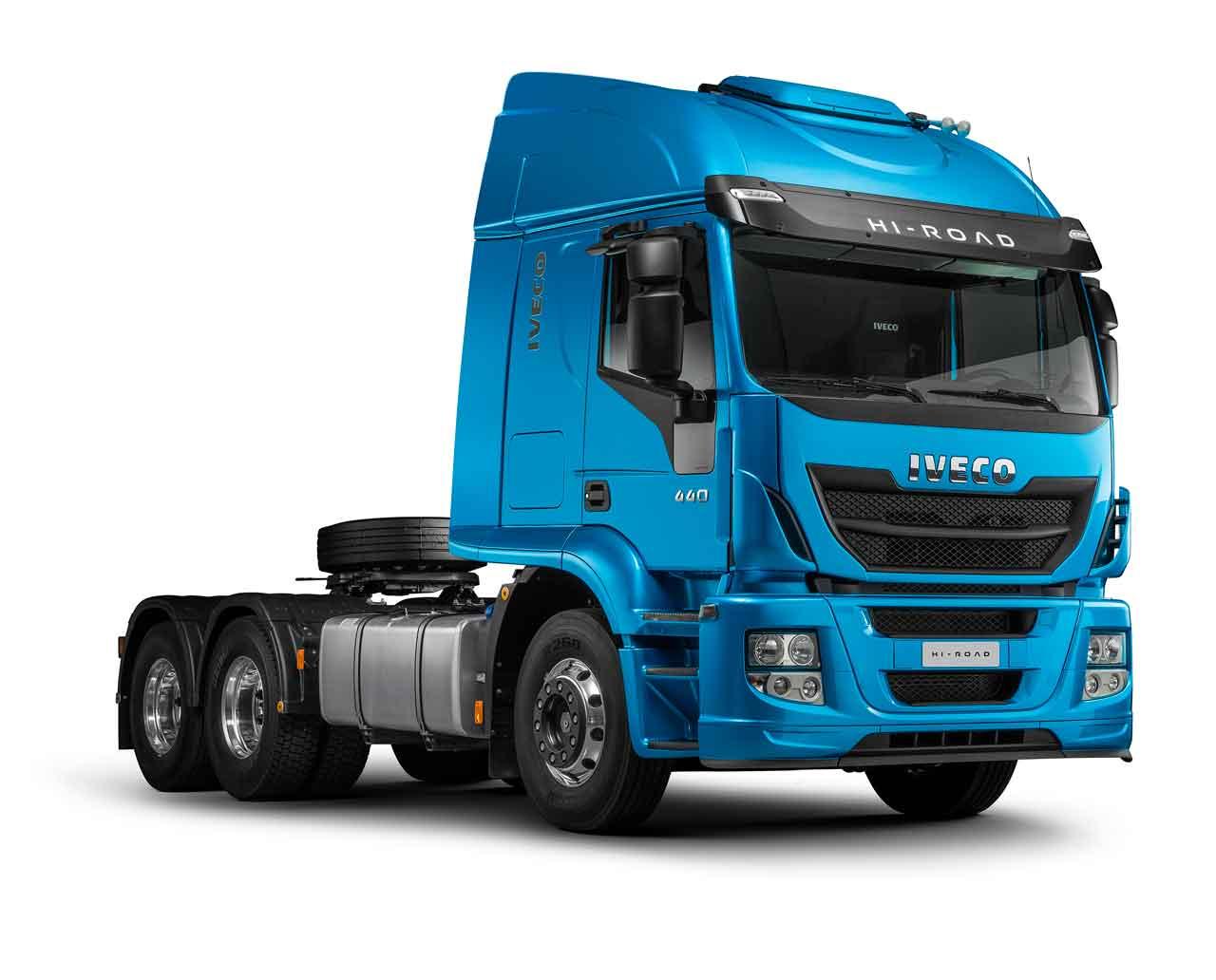 Caminhão Iveco Hi-Road