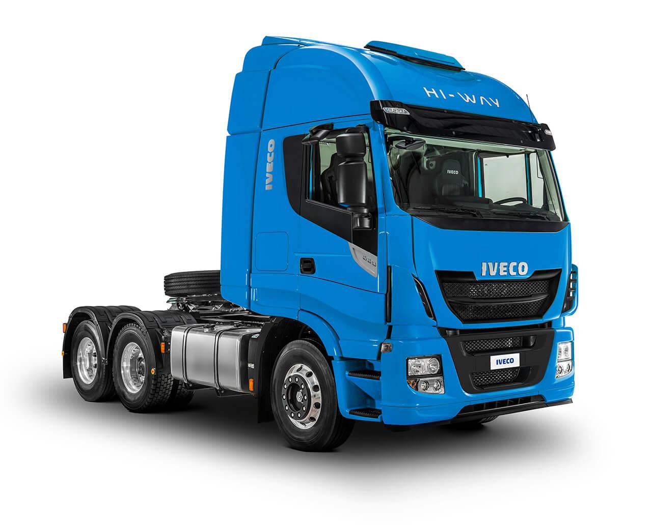 Caminhão Iveco Hi-Way