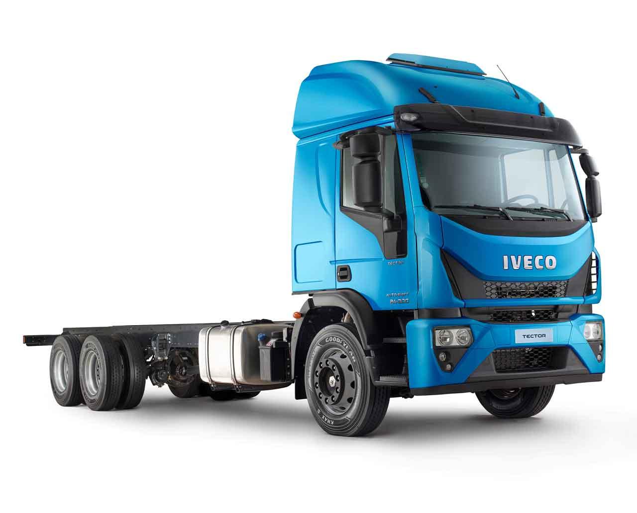 Caminhão Iveco Tector Semipesado