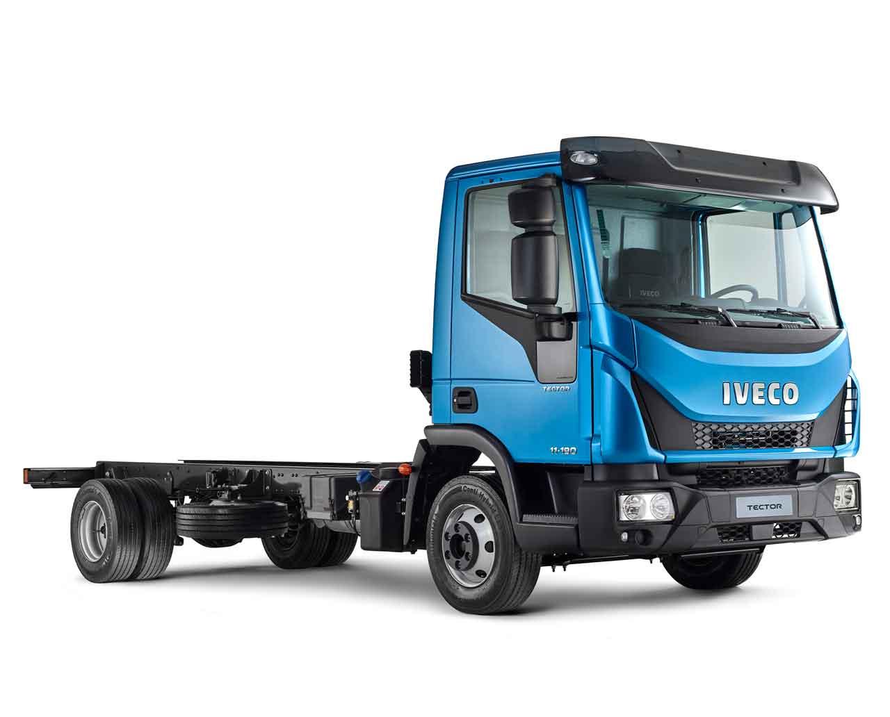 Caminhão Iveco Tector Médio