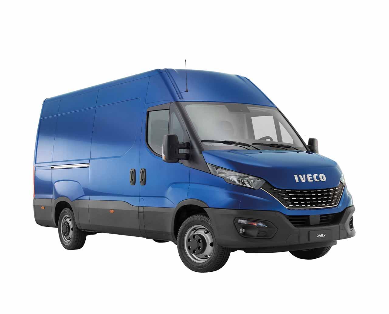 Caminhão Iveco Daily City Furgão
