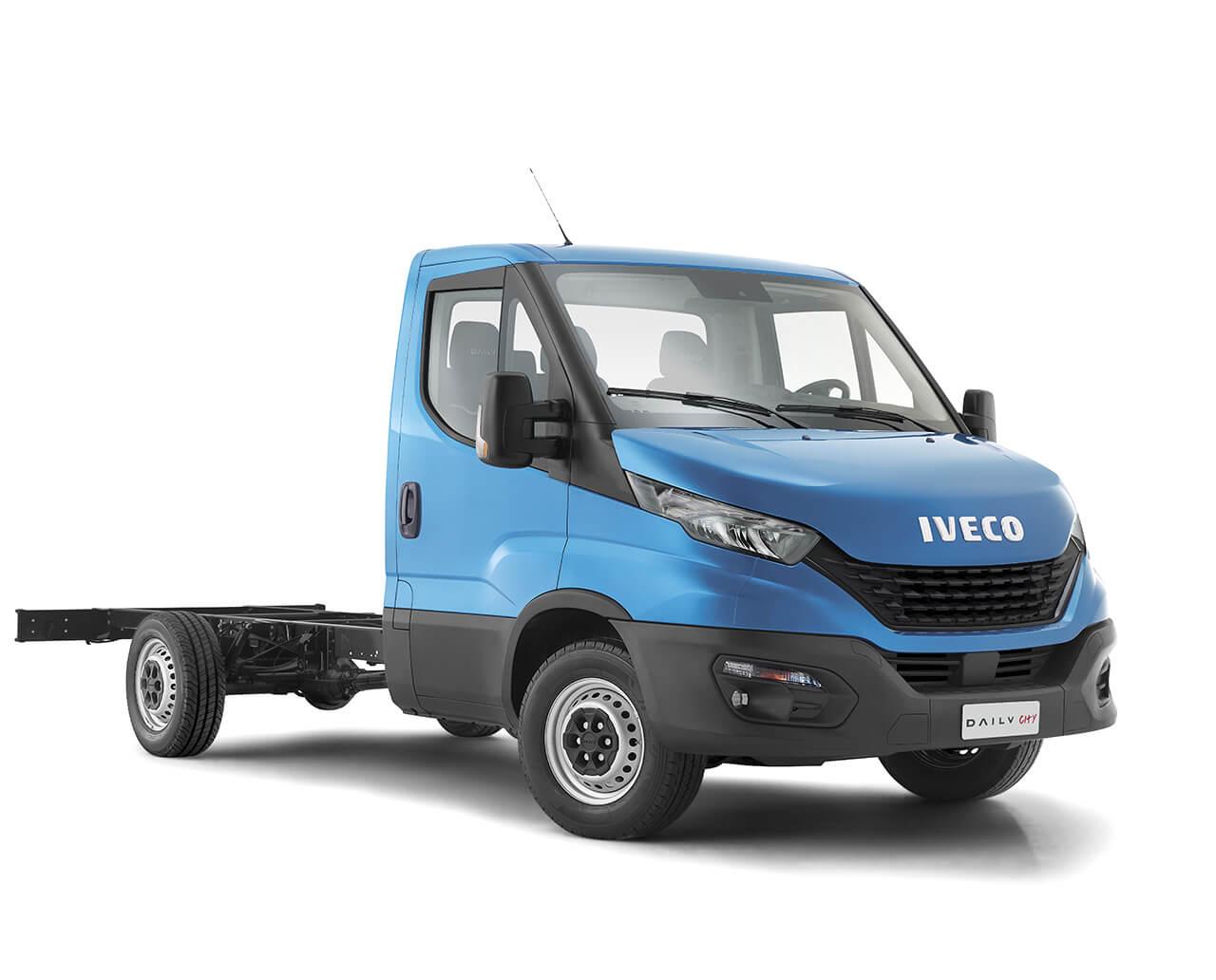 Caminhão Iveco Daily City Chassi