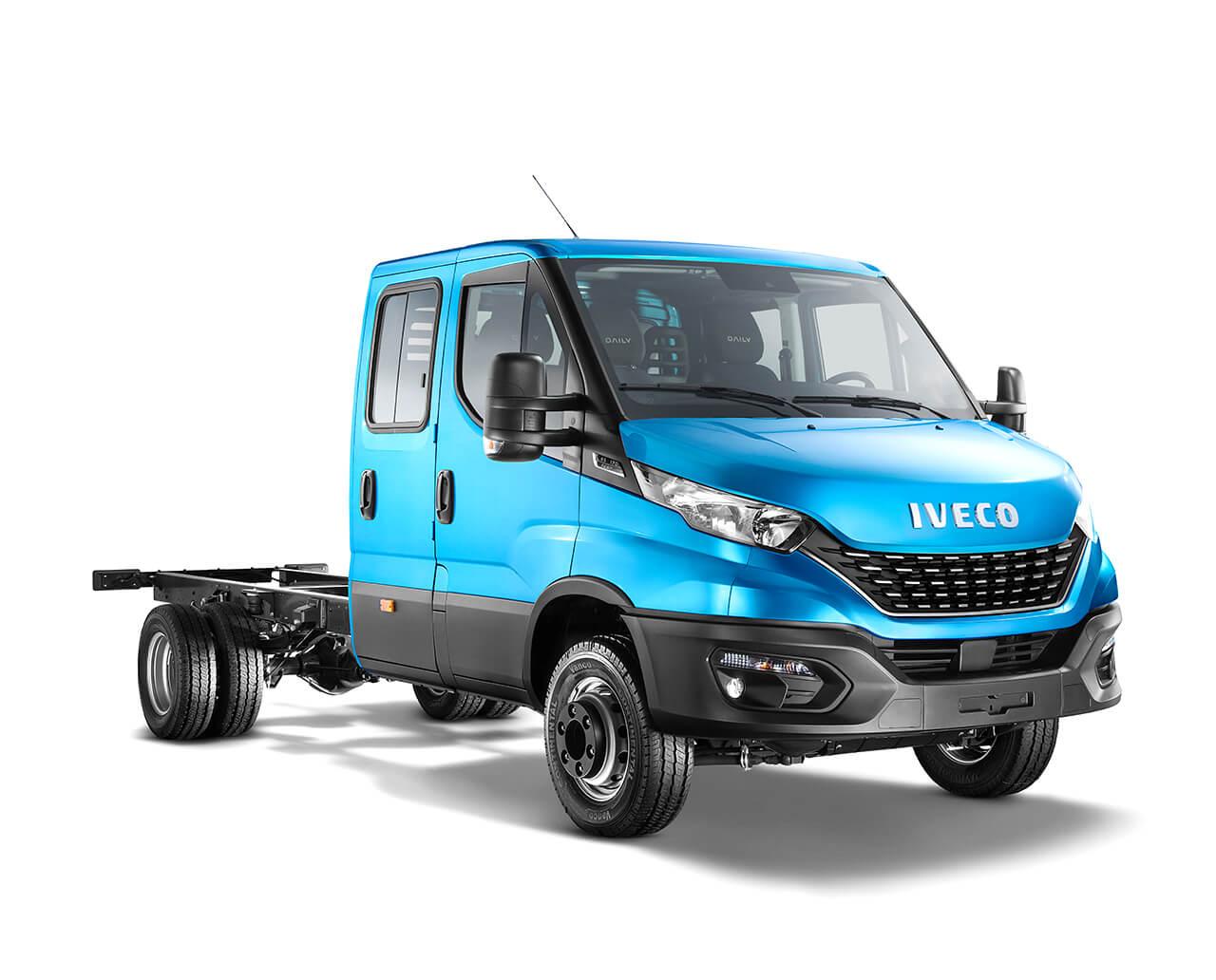 Caminhão Iveco Daily City Cabine