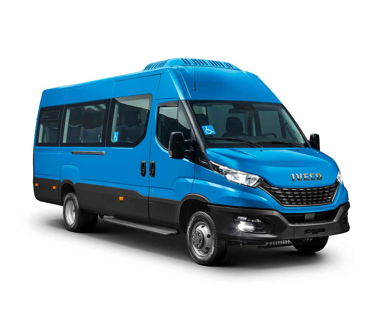 Van Iveco Daily Minibus
